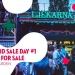 Dvodnevni Backyard Sale Day za zatvaranje sezone u Vintage Industrialu