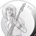 U čast Phila Lyontta iz grupe Thin Lizzy Irska centralna banka izdaje srebrnjake s njegovim likom