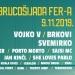 Vojko V, She Loves Pablo, ZMaJ, Jan Kinčl i Mimi posljednje najavljeni izvođači Brucošijade FER-a