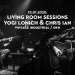 Living Room Sessions: Yogi Lonich i Chris Ian u Vintage Industrialu