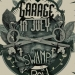 Garage in July 'Swamp 'n' Roll' – garaža u močvari