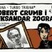 Online tribina: Robert Crumb i Aleksandar Zograf
