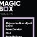 Magic Box Radija 808 online koncert: Alejuandro Buendija & Sinovi, Petar Dundov, Chui, Brain Holidays, Aklea Neon i Dimitrije Dimitrijević