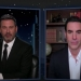 Skeč usred intervjua kod Kimmela: Sacha Baron Cohen prodavao cjepiva s crnog tržišta poznatima