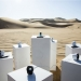 Instalacija usred ničega: Totova 'Africa' već se danima vrti u namibijskoj pustinji