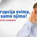 Milan Bandić kreće u predsjedničku utrku sloganima: 'Korupcija svima, a ne samo njima' i 'Korupcija: Sad il' nikad'