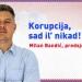 Predsjednički kandidat Milan Bandić predstavio svoju službenu himnu