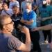 Sergeju Trifunoviću razbijena arkada u napadu na beogradskom prosvjedu